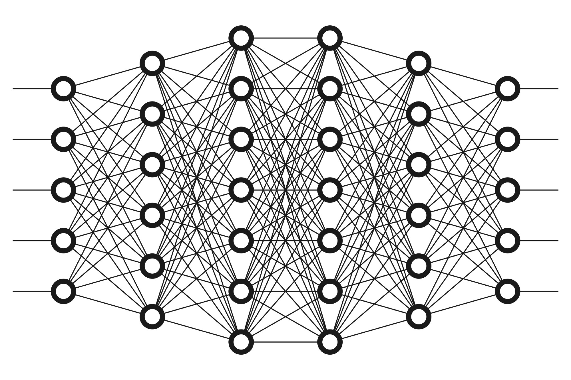 Deep learning structure